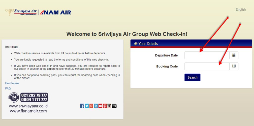 online-check-in-nam-air