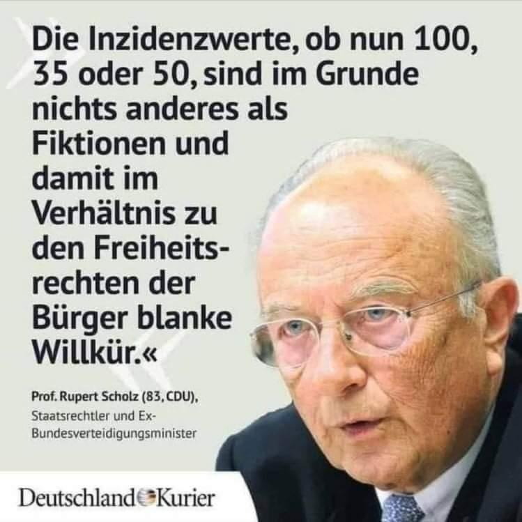 Prof. Rupert Scholz