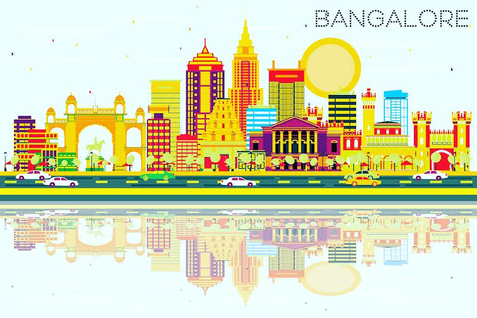 How Bengaluru manages to grow at 8.35% p.a. while India stands at just 4.5% p.a