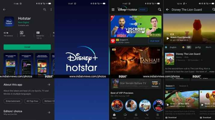 Disney Plus' and the Indian Streaming Services market