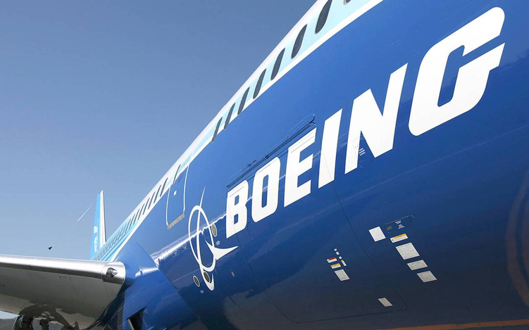 Boeing's potential game change during pandemic