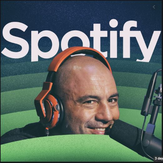 In a 100 million deal Spotify's Joe Rogan deal was one of the biggest deal in the podcasting industry