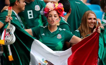 Hinchada Selección Mexicana