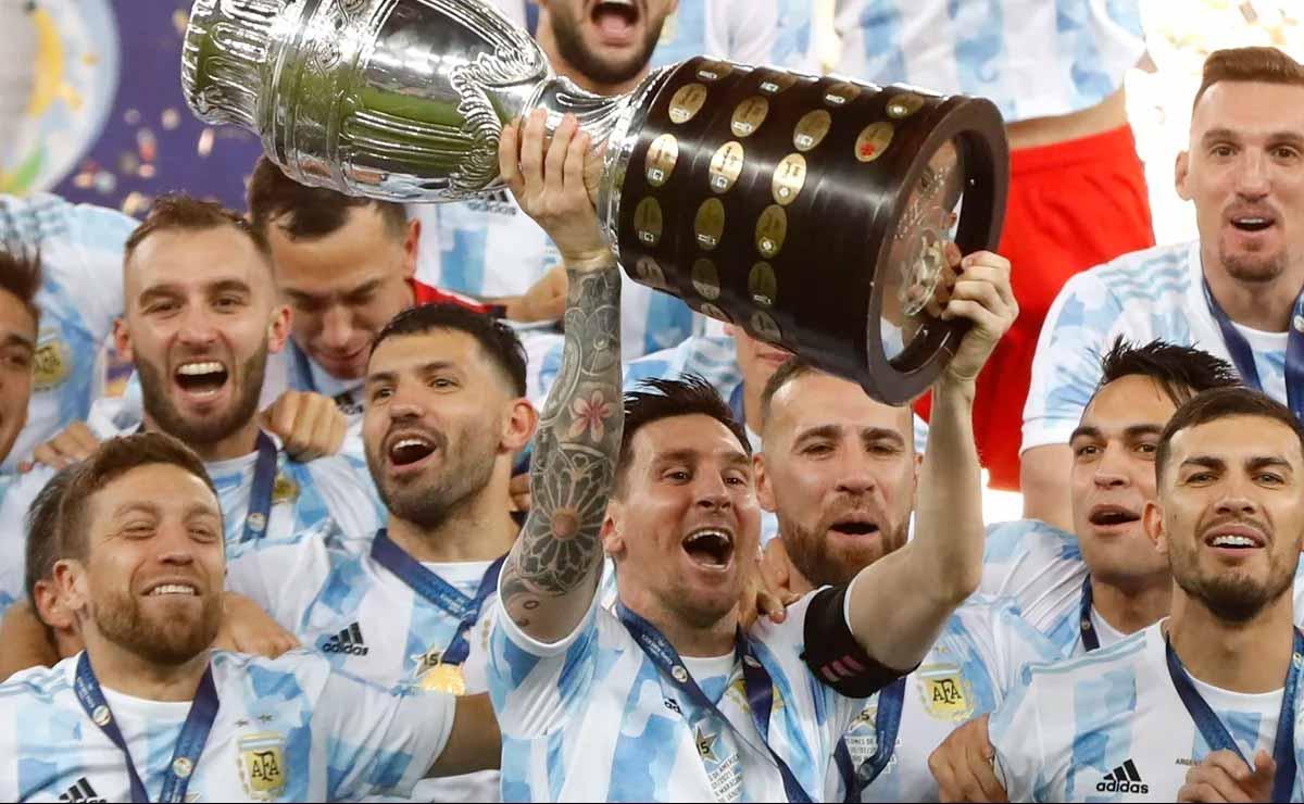 Copa América Argentina Campeón