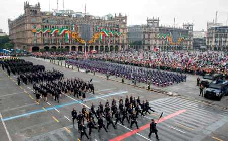Desfile Militar México