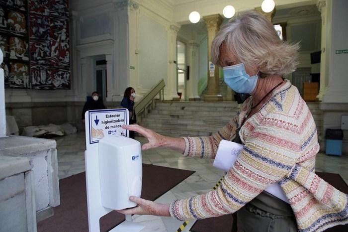 La toma de temperatura diaria será obligatoria para el alumnado y el personal de los centros educativos
