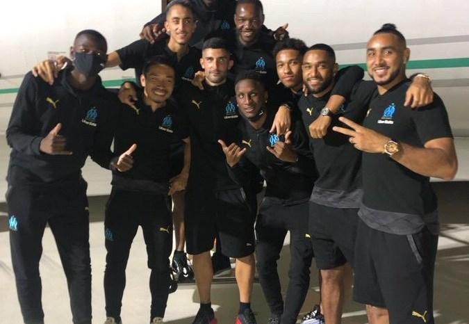 Neymar agrede a Álvaro González en el clásico francés