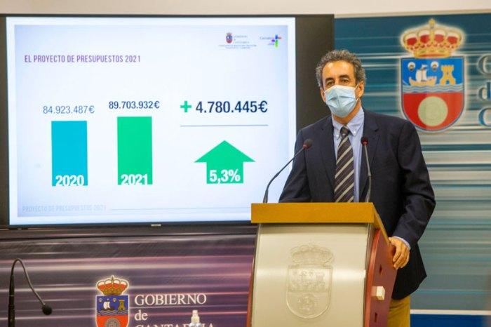 La Consejería de Industria incrementa su presupuesto para paliar los efectos socioeconómicos provocados por la COVID-19