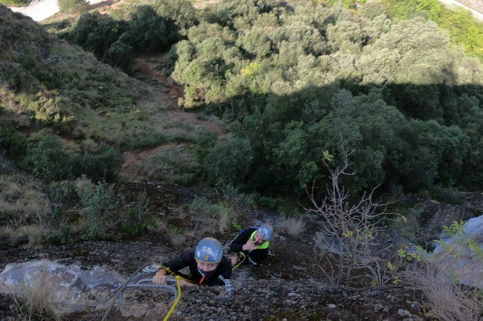 Vía Ferrata de Los Llanos: una experiencia de vértigo