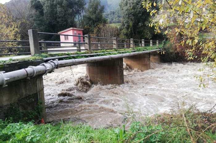 El río Deva vuelve a la normalidad