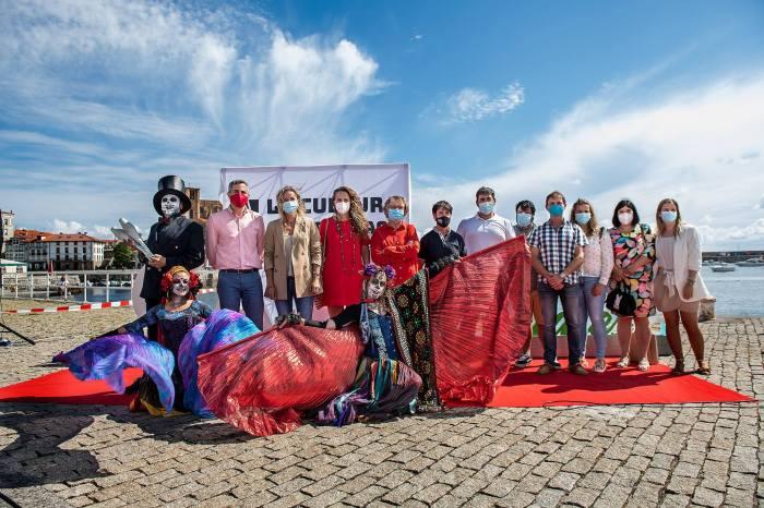 'Planeta Palacio' llevará una treintena de proyectos culturales a distintos municipios de Cantabria
