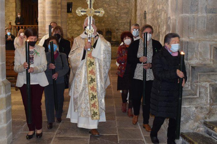 El Monasterio de Santo Toribio acoge la apertura de la Vez en el 60 aniversario de la llegada de los padres Franciscanos al templo
