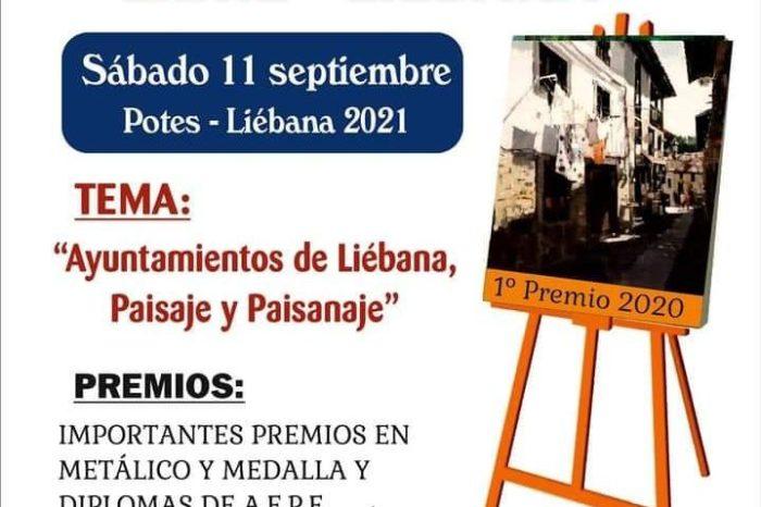 Potes celebra el X Concurso nacional de Pintura al aire libre 'Liébana' el sábado 11 de septiembre