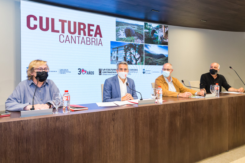 Tresviso acoge una de las jornadas de 'Culturea Cantabria' entorno a su actividad quesera