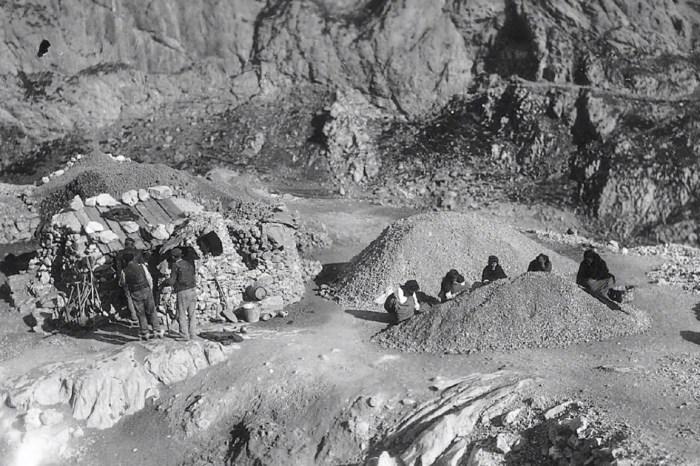 El Museo Etnográfico de Cantabria da a conocer el desarrollo minero en Liébana con el documental 'Historia de una mina'