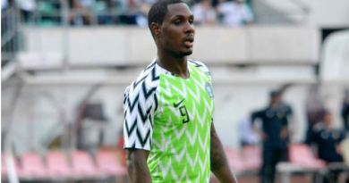 Ighalo Lack of Goal in Afcon