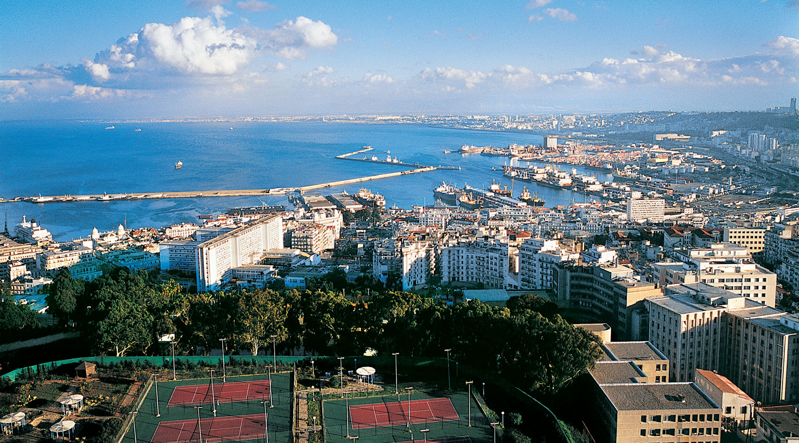 List of Localities in Algiers