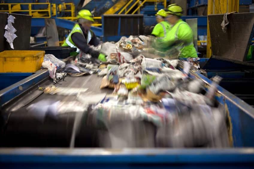 Communiqué –  L'entreprise de recyclage de matériel informatique et électronique poursuit sa croissance