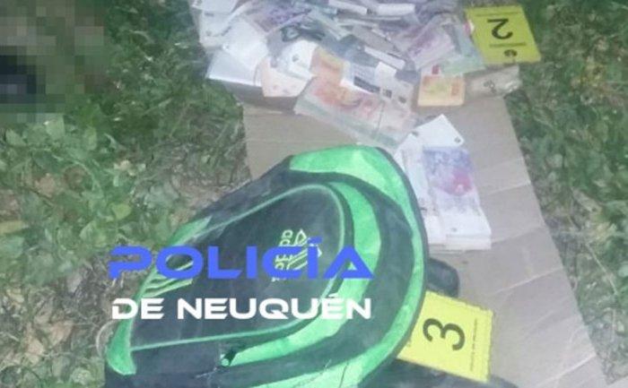 """Detienen a boqueteros con 800 mil pesos: """"Quédate con todo, nosotros nos vamos corriendo"""""""