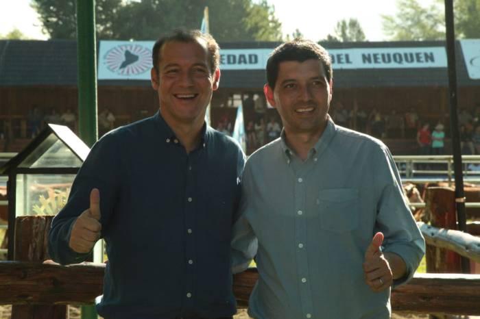 """la única candidatura que tendré es la de gobernador"" dijo Gutiérrez en Junín"