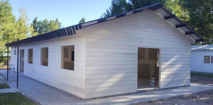Finalizan obras de reparación en la escuela albergue de Huantraico