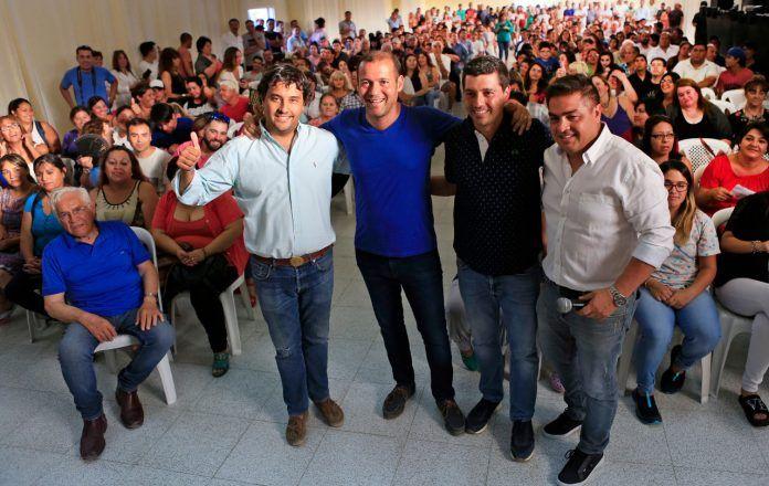 Gutiérrez anunció que impulsará una Ley de Juventudes