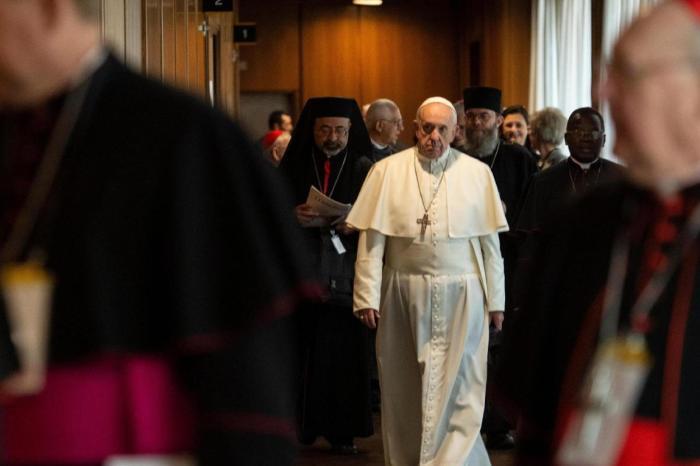 Las ocho propuestas de Francisco para erradicar la pederastia de la Iglesia