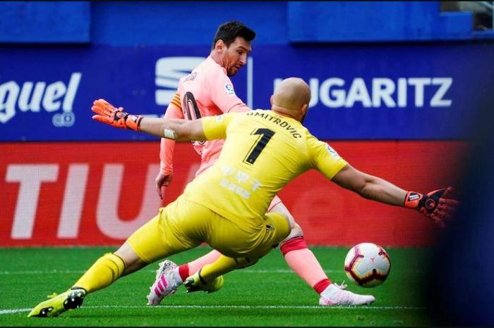 El nuevo récord que rompió Lionel Messi en el cierre de su participación en la Liga de España
