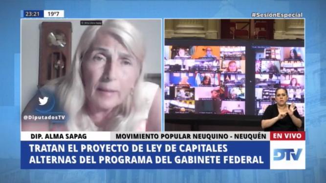 """Se aprobó el """"Día del Pistero Socorrista"""" un proyecto de Alma """"Chani"""" Sapag y Luis Di Giácomo"""