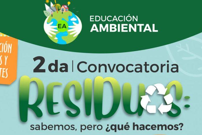 Educación invita a la segunda capacitación docente sobre residuos