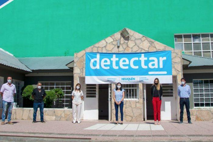 El Plan DetectAR se pone en marcha en San Patricio del Chañar