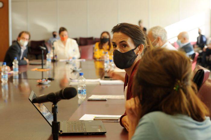 Despacho al procedimiento para nombrar representantes ambientalistas en el Comité Hídrico Ambiental