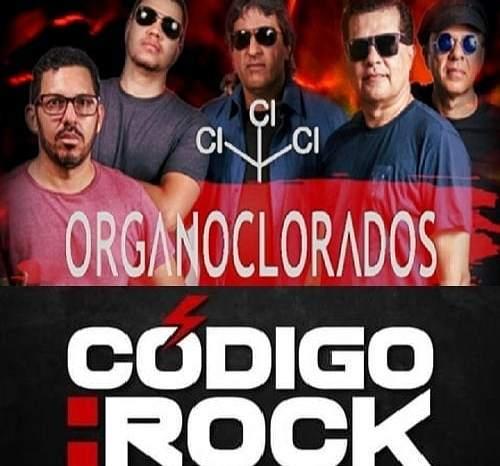 ORGANOCLORADOS: Una banda brasilera que continúa con su trayectoria roquera