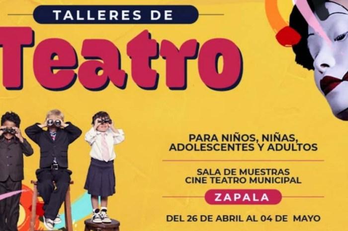 Talleres de teatro para niños, niñas, adolescentes y adultos en Zapala