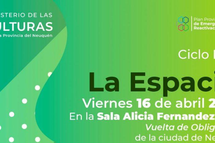 La Espacial se presentará este viernes en la Sala Alicia Fernández Rego