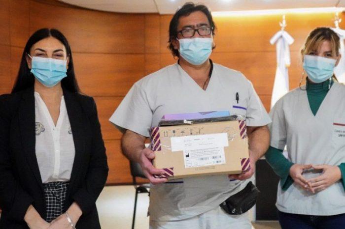 A través de fondos de Nación, la provincia adquirió nueve electrocardiógrafos
