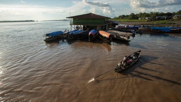 Brasil: se está secando la principal reserva hídrica del mundo