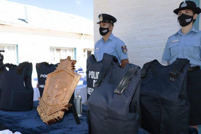 El gobierno autoriza la compra de mil chalecos antibalas para la Policía