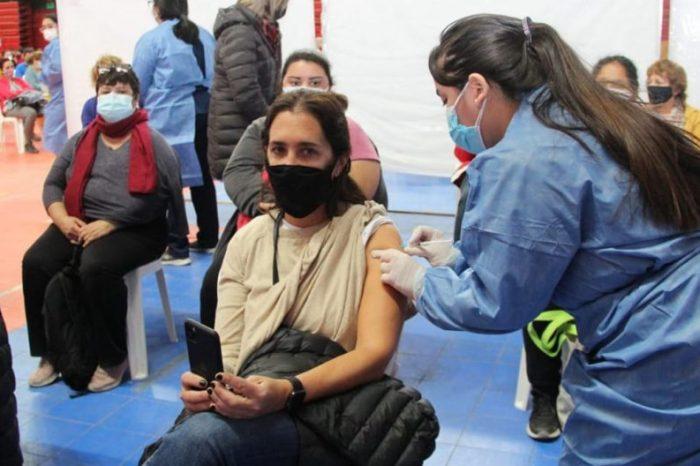 La provincia recibió 10.300 vacunas de AstraZeneca