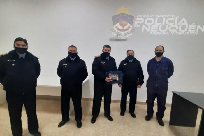 Entregaron Scanner a las direcciones del interior de la Policía del Neuquén