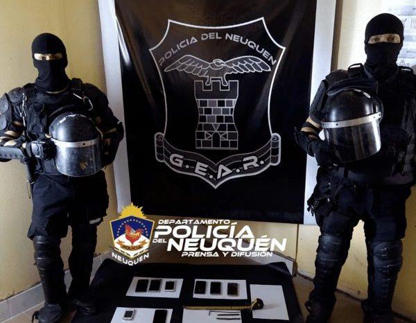 Neuquén: Secuestraron teléfonos celulares a internos de la U.D. N°11