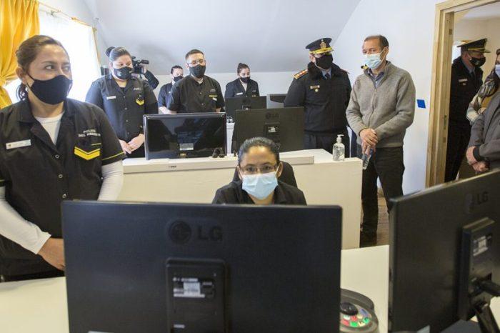 Se inauguró en Villa La Angostura una oficina de intervención en casos de género y la ampliación del centro de monitoreo