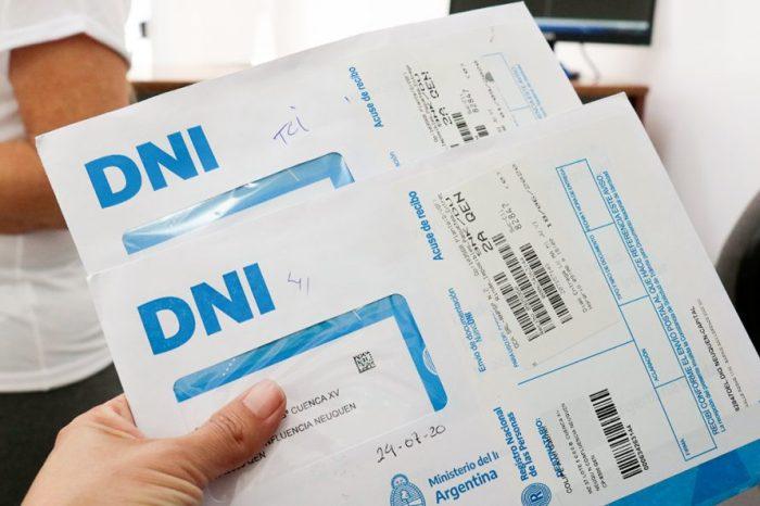 Más de dos mil neuquinos y neuquinas pueden retirar el DNI para participar de las PASO