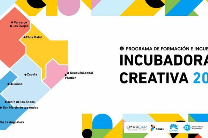 COPADE lanza el programa Incubadora Creativa 2021