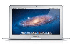 MacBook Air (11 pouces MI 2011)