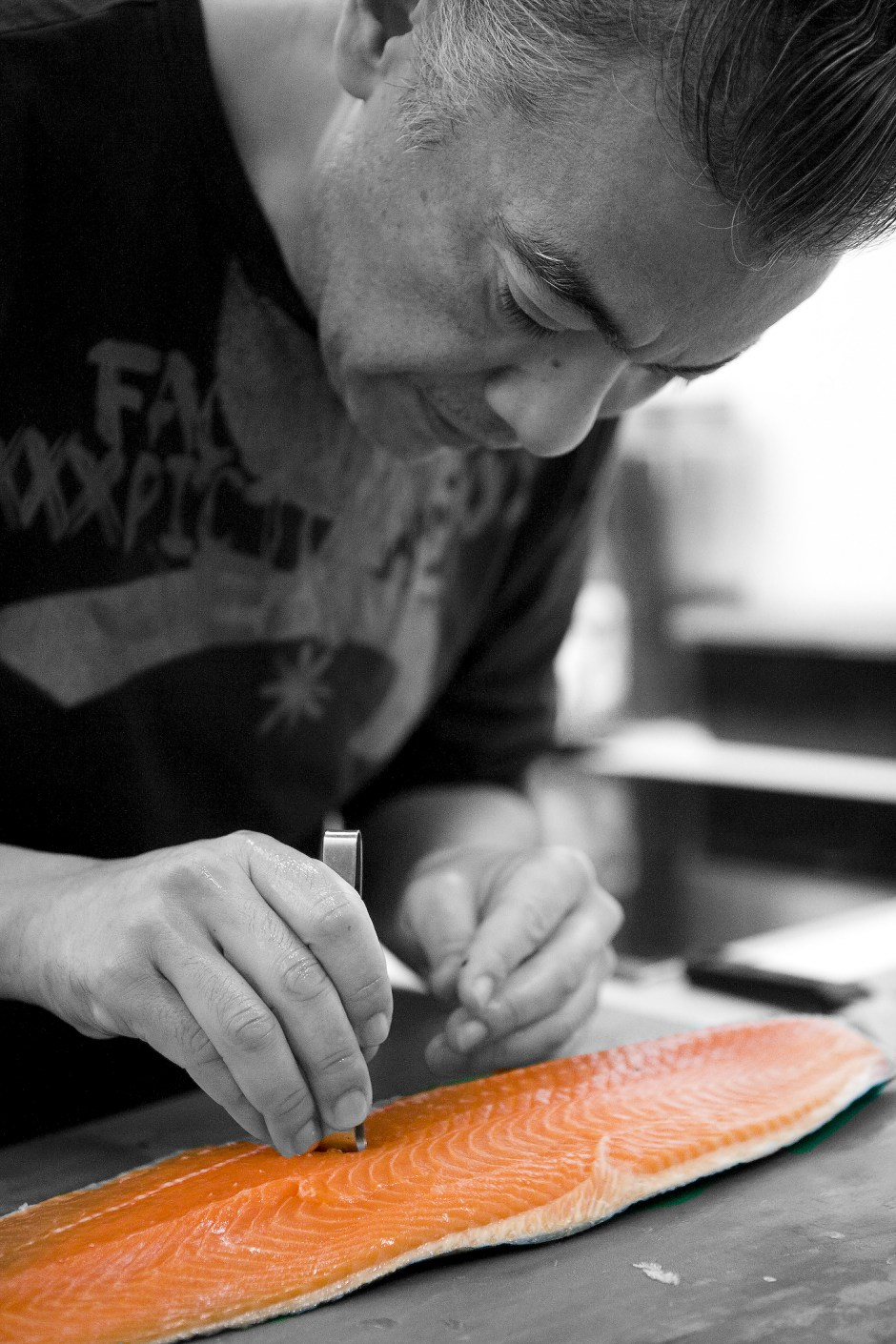 Chef Emilio Castrejón · Foto: Jaume Ayuso