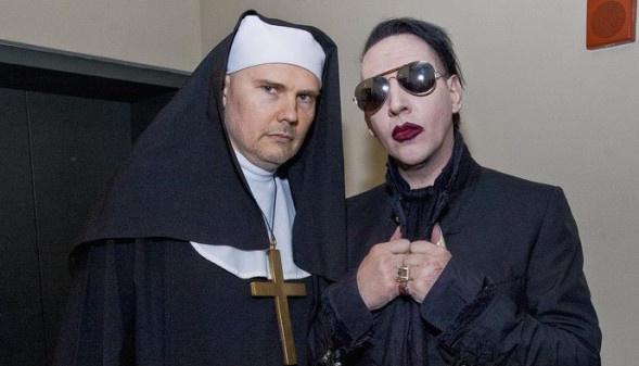 Billy-Corgan-and-Marilyn-Manson-594x560