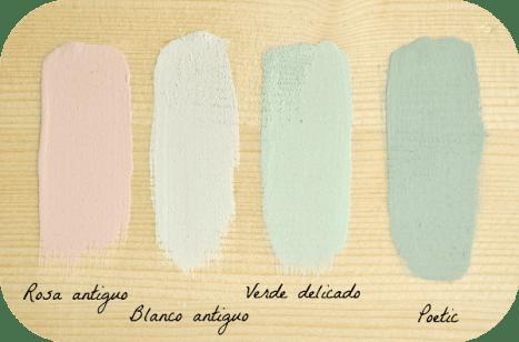 rosa-blanco-verde-poetic-chalk-paint