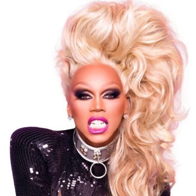 RuPaul rules over RuPaul's Drag Race, a show with a lot of similarities to another Monday night show: WWE Raw.