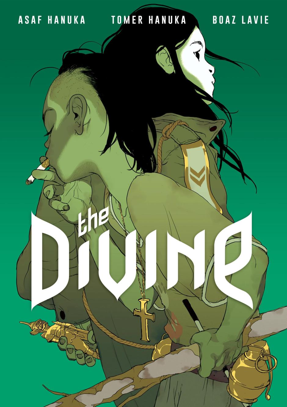 TheDivine_Cover
